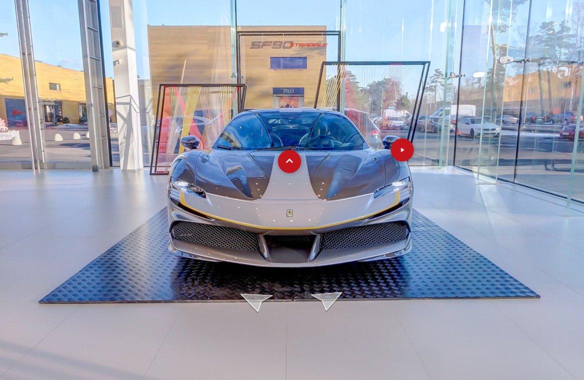 Главная - изображение vt-sf90 на Ferrarimoscow.ru!