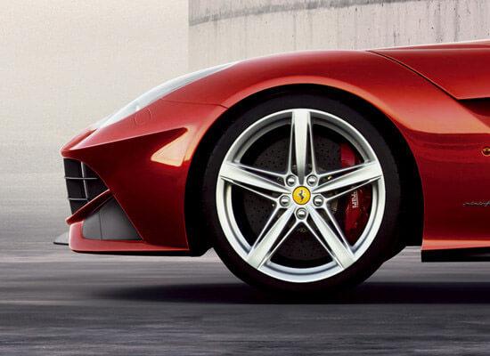 F12 Berlinetta - изображение model-more на Ferrarimoscow.ru!