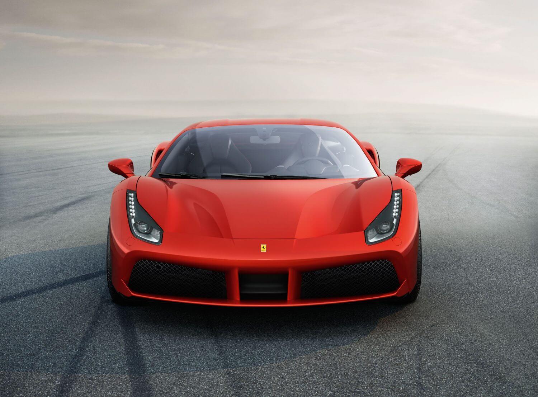 488 GTB - изображение front-1 на Ferrarimoscow.ru!