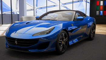 Главная - изображение Portofino_BluCorsa_GrigioChiaro-1-1 на Ferrarimoscow.ru!