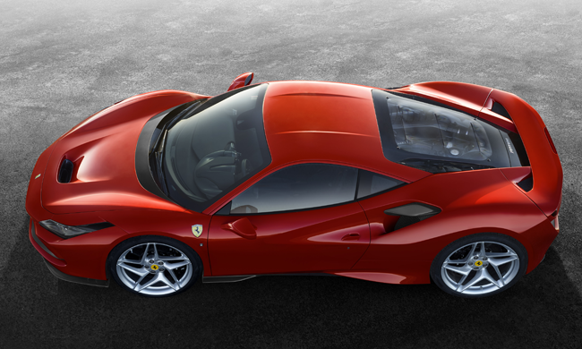 F8 Tributo - изображение 3 на Ferrarimoscow.ru!