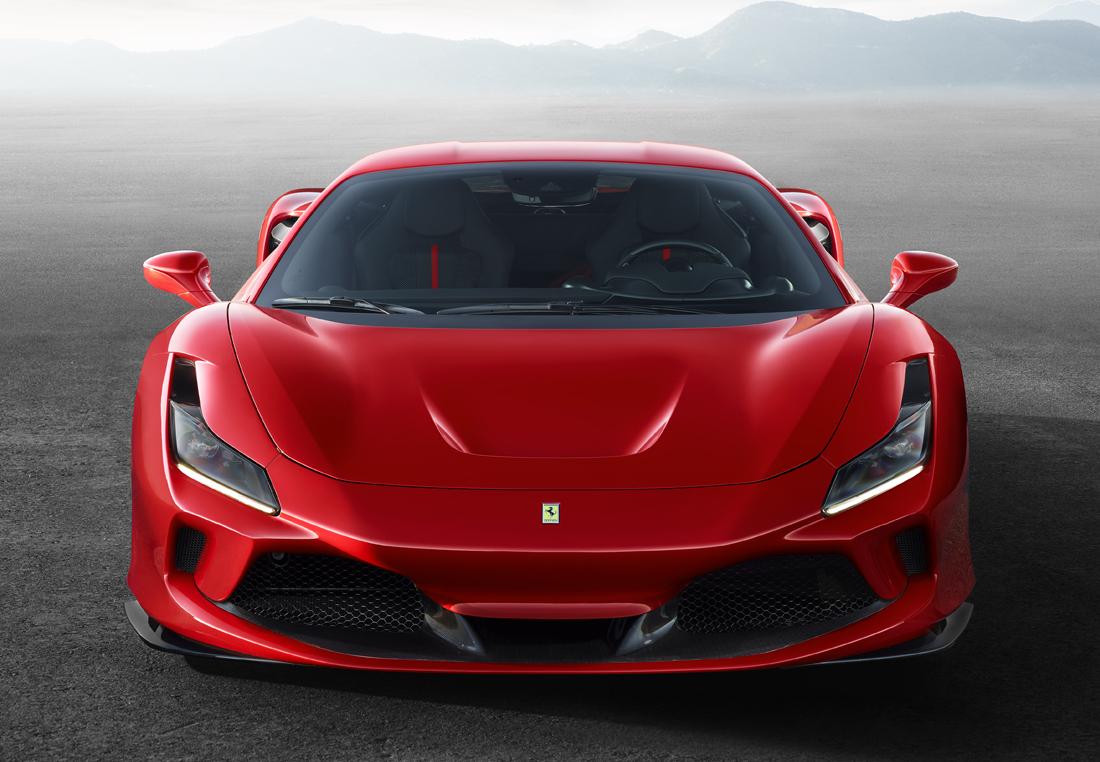 F8 Tributo - изображение 4 на Ferrarimoscow.ru!