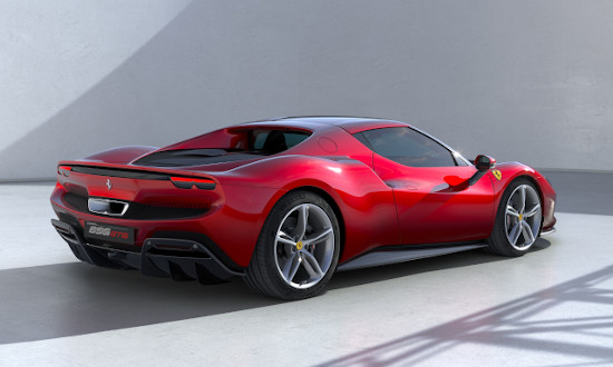 296 GTB - изображение 296gtb-4 на Ferrarimoscow.ru!