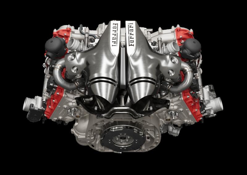 296 GTB - изображение 296gtb-engine на Ferrarimoscow.ru!